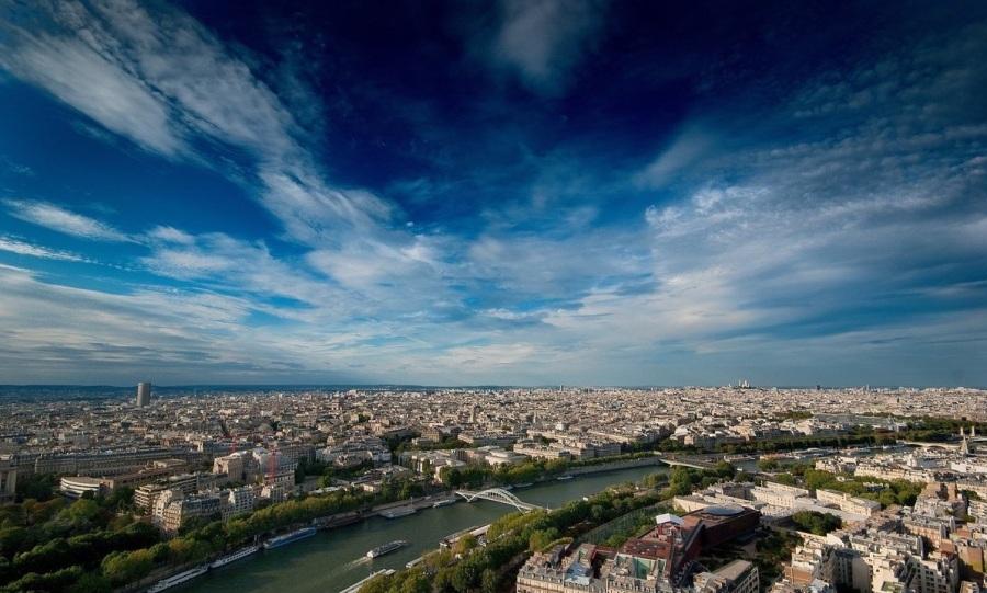 Se déplacer à Paris et en Ile-de-France: cartographie de la mobilité durable de lacapitale