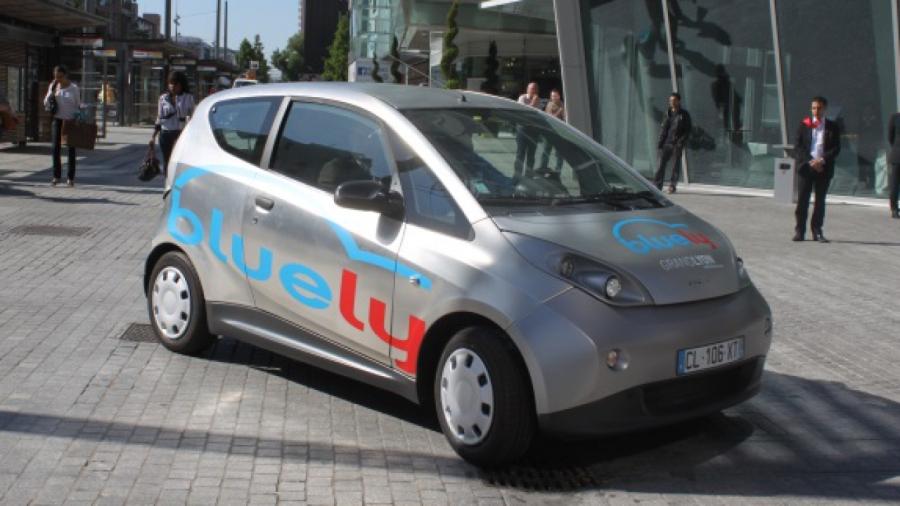 Des véhicules électriques à partager sur toute laFrance