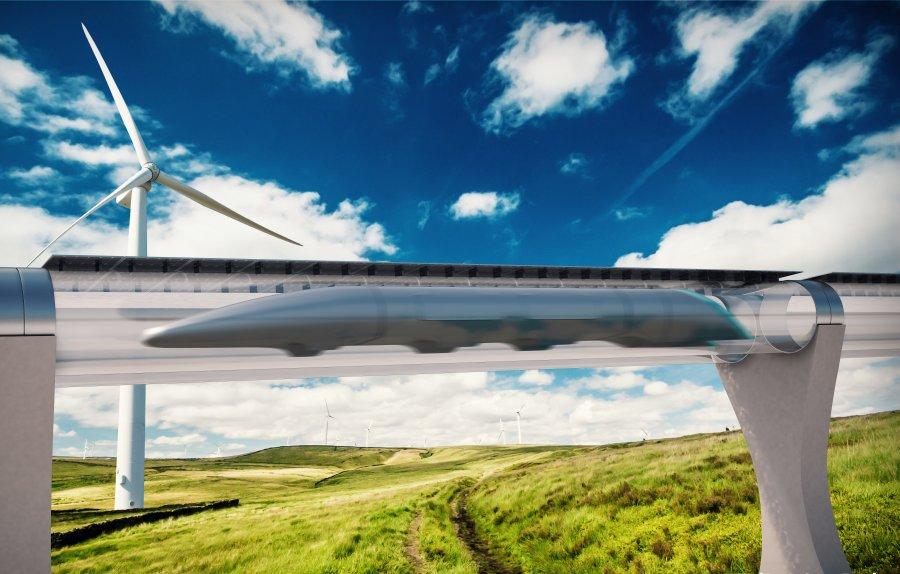 Le train, pionnier du transport collectif électrique etvert
