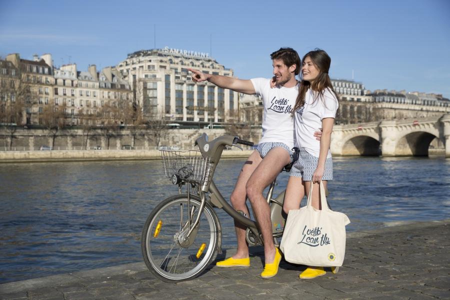 Des vélos à partager sur toute laFrance
