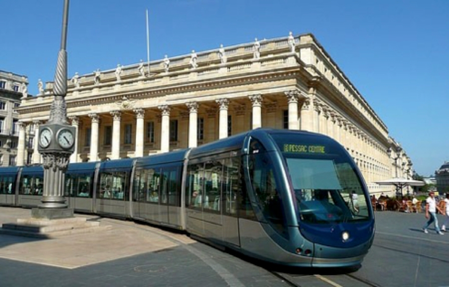 the Treep-tram-bordeaux